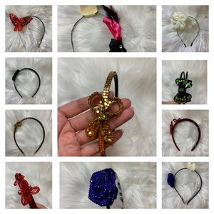 NEW Bundle of 7 headbands